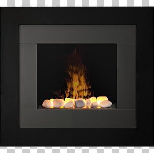 Electric Fireplace GlenDimplex Window Stove PNG