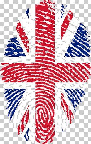 Flag Of The United Kingdom Brexit Fingerprint PNG