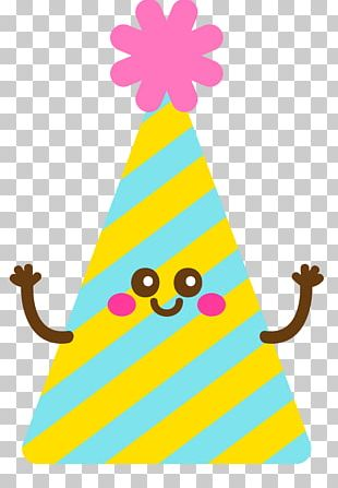 Party Hat Cartoon PNG