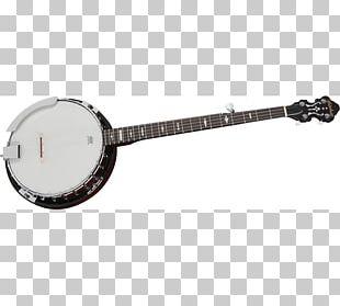 Banjo Guitar Banjo Uke String Instruments PNG