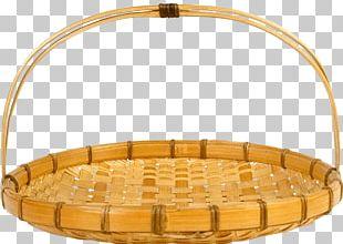 Basket Bamboe Bamboo Gratis PNG