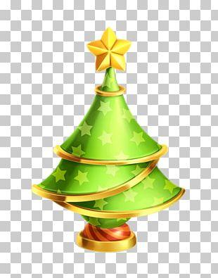 Santa Claus Christmas Tree Christmas Ornament PNG
