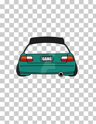Car Door 2018 Honda Civic Hatchback Compact Car PNG