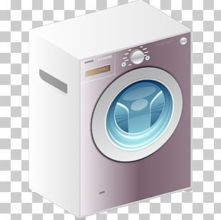 Washing Machine Laundry Detergent PNG