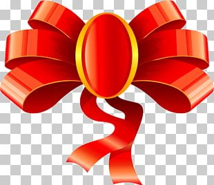 Paper Red Ribbon Decorative Arts PNG