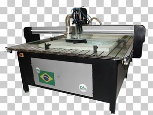 CNC Router Milling Machine Laser Cutting Computer Numerical Control PNG
