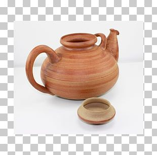 Teapot Pottery Ceramic Kettle Lid PNG