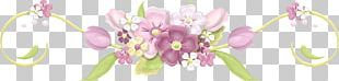 Flower Drawing Paper PNG