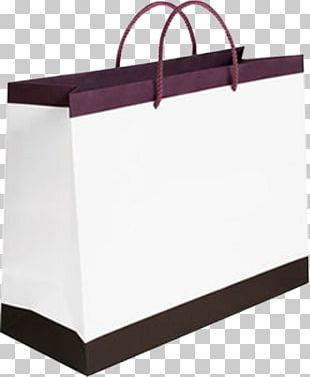 Paper Bag Shopping Bags & Trolleys PNG