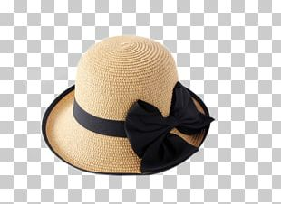 Sun Hat Sunscreen Straw Hat PNG