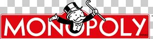 Monopoly City Rich Uncle Pennybags Logo Game PNG