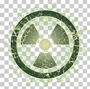 Radiation Radioactive Decay Symbol Gamma Ray Hulk PNG
