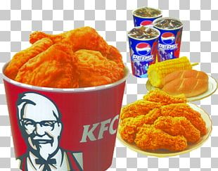 Colonel Sanders KFC Fried Chicken Fast Food PNG