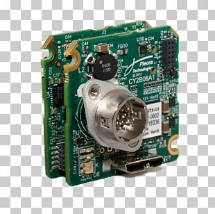Pleora Microcontroller Embedded System GigE Vision Interface PNG