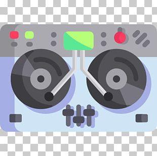 DJ Mixer Disc Jockey Encapsulated PostScript Music Computer Icons PNG