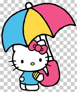 Hello Kitty Drawing Animation PNG