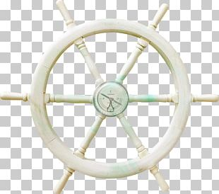 Rudder Steering Wheel Ship's Wheel PNG
