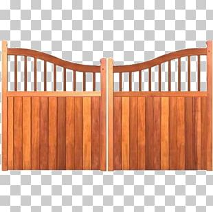 Picket Fence Wood Stain Hardwood PNG