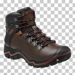 Hiking Boot Shoe Merrell PNG