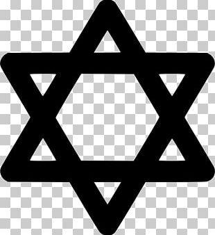 Judaism Star Of David Jewish People Jewish Symbolism PNG