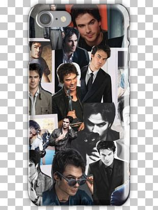 Ian Somerhalder IPhone X Apple IPhone 8 Plus The Vampire Diaries Damon Salvatore PNG