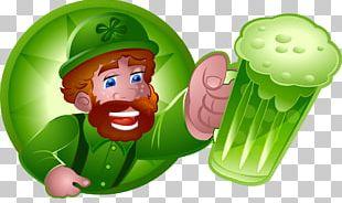 Saint Patrick's Day Leprechaun Holiday St. Patricks Day Coloring Vegetable PNG