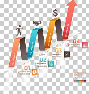 Infographic Diagram Business Template PNG