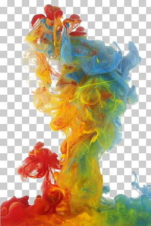 Colored Smoke PNG