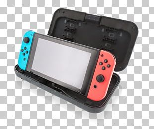 Nintendo Switch Pro Controller Nyko Video Game Console Accessories PNG