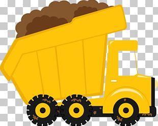 Dump Truck Pickup Truck Vehicle PNG