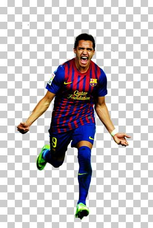 Alexis Sánchez FC Barcelona T-shirt Uniform Shoe PNG