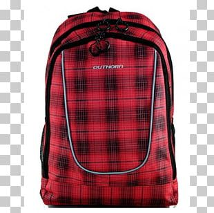 Backpack Tasche Osprey Red Bluza PNG