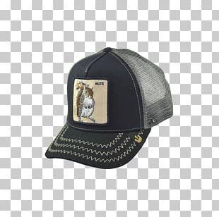 Baseball Cap Squirrel Trucker Hat PNG
