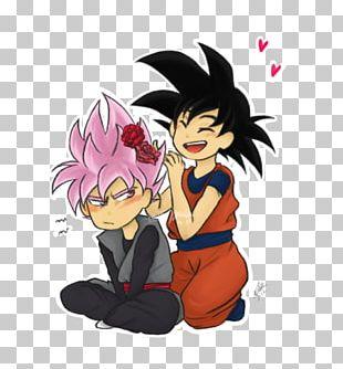 Goku Black Vegeta Majin Buu Dragon Ball PNG