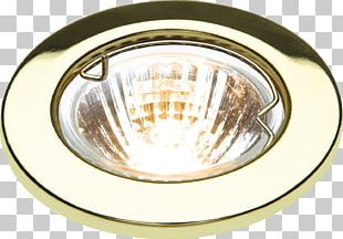 Recessed Light Lighting Multifaceted Reflector Light Fixture PNG