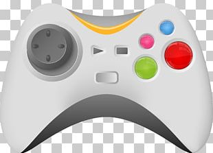 Joystick Gamepad Video Game Console Game Controller PNG