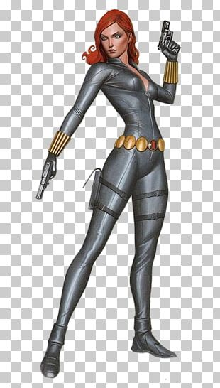 Black Widow Iron Man Black Panther Marvel Comics PNG