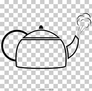 Drawing Teapot Coloring Book Kettle Painting PNG