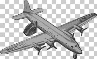Airplane Flight PNG