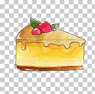 Cheesecake Red Velvet Cake Cupcake Strawberry Ice Cream PNG
