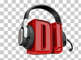 Disc Jockey 3D Computer Graphics Stock Photography Stock Illustration PNG