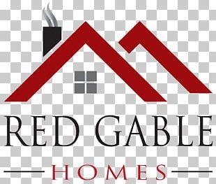 Red Gable Homes Custom Home House Anisette PNG