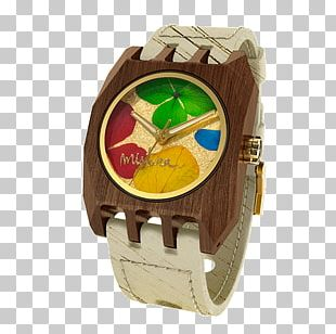 Watch Strap Clock Eco-Drive PNG