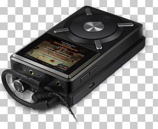 Digital Audio Portable Audio Player FiiO X5 MP3 Player PNG