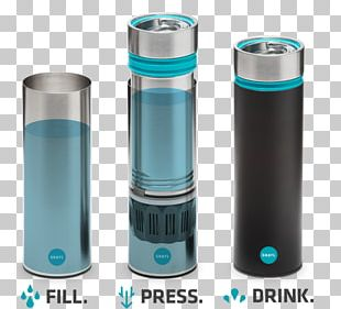 Water Filter Water Bottles Filtration PNG