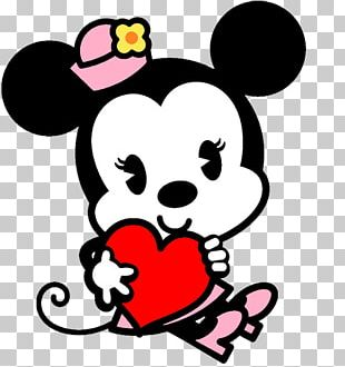 Minnie Mouse Mickey Mouse Daisy Duck Donald Duck Disney Cuties PNG