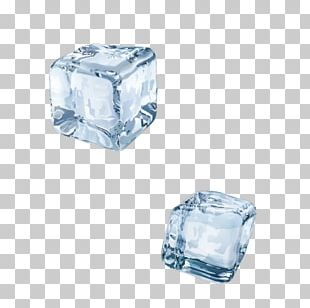 Ice Cube Stock Illustration PNG
