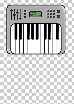 Sound Synthesizers Yamaha DX7 Musical Instruments PNG