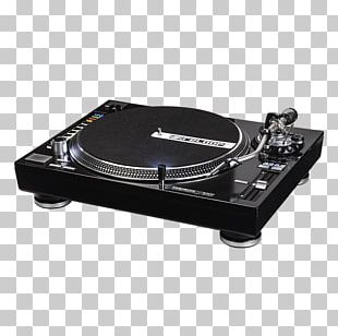 Reloop RP 2000 USB Turntable Direct-drive Turntable Turntablism Phonograph Record PNG