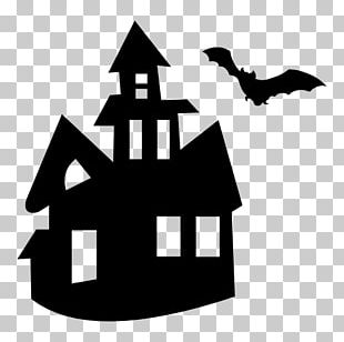 Computer Icons Halloween Haunted House PNG